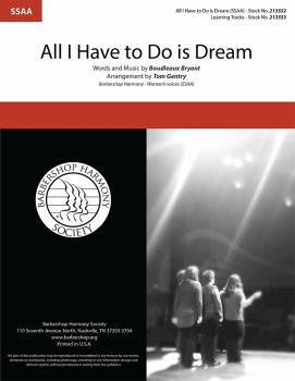 All I Have to Do Is Dream (HL-00361893)
