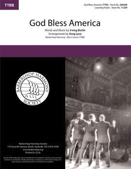 God Bless America (HL-00361925)