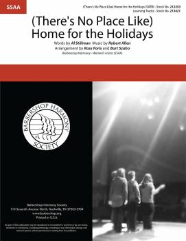 (There's No Place Like) Home for the Holidays (HL-00361939)