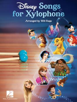 Disney Songs for Xylophone (HL-00327925)