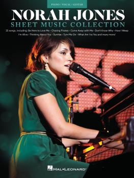 Norah Jones - Sheet Music Collection (HL-00354464)