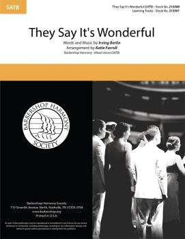 They Say It's Wonderful (HL-00362269)