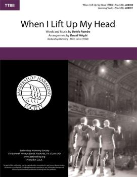 When I Lift Up My Head (HL-00362270)
