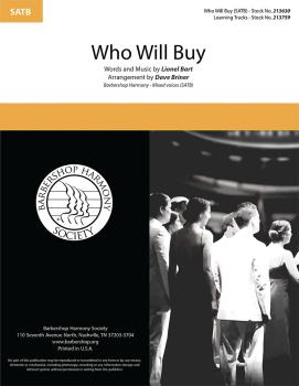 Who Will Buy (HL-00362288)