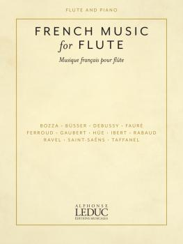 French Music for Flute (Flute and Piano) (HL-50603282)