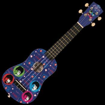 The Beatles Ukulele: Love Is Design: Nylon Strung Soprano Ukulele (HL-00359715)