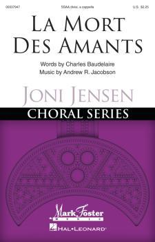 La Mort Des Amants: Joni Jensen Choral Series (HL-00337947)