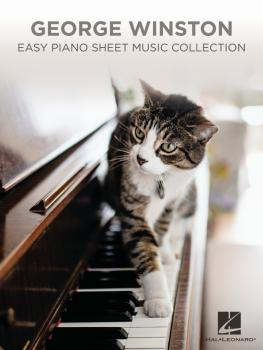 George Winston - Easy Piano Collection (HL-00299654)