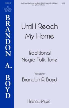 Until I Reach My Home (Brandon Boyd Series) (HL-00346957)
