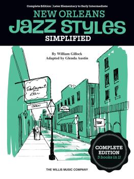 Simplified New Orleans Jazz Styles - Complete Edition (HL-00357095)