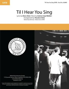 'Til I Hear You Sing (from Love Never Dies) (HL-00363318)