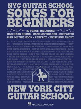 NYC Guitar School - Songs for Beginners (HL-00287261)