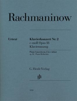 Piano Concerto No. 2 in C Minor, Op. 18 (2 Pianos, 4 Hands) (HL-51481214)