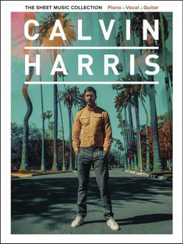 Calvin Harris - The Sheet Music Collection (HL-00291021)