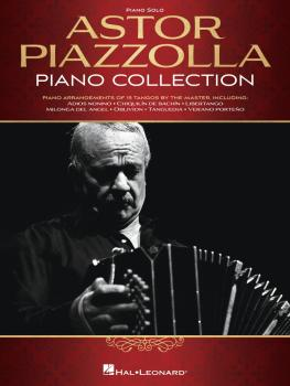 Astor Piazzolla Piano Collection (HL-00285510)