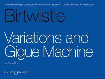 Variations And Gigue Machine (Piano) (HL-48024560)