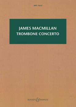 Trombone Concerto (Study Score) (HL-48024653)