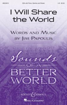 I Will Share the World: Sounds of a Better World Series (HL-48024816)