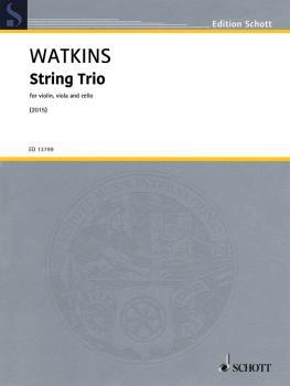 String Trio: Violin, Viola and Cello Score and Parts (HL-49046249)
