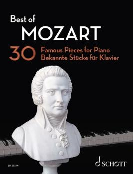 Best of Mozart: 30 Famous Pieces for Piano (HL-49046554)