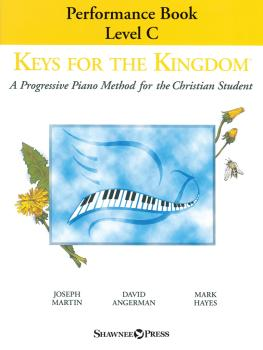 Keys for the Kingdom - Performance Book, Level C: A Progressive Piano  (HL-00323877)