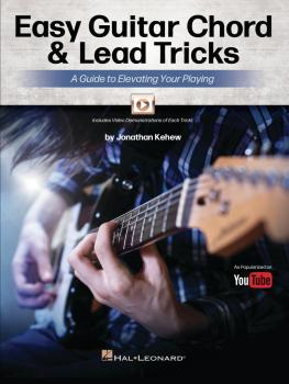 Easy Guitar Chord & Lead Tricks: A Guide to Elevating Your Playing (HL-00348999)