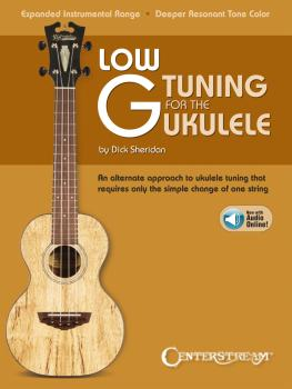 Low G Tuning for the Ukulele (HL-00362325)