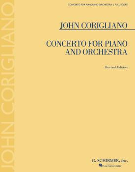Concerto for Piano and Orchestra (Full Score) (HL-50601140)