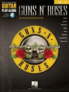 Guns N' Roses: Guitar Play-Along Volume 57 (HL-00159922)