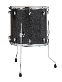 Gretsch 14x14 Floor Tom in Black Stardust Catalina Maple Add-On (HL-00294965)