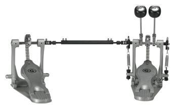 Tour Class Double Bass Drum Pedal (Double Chain) (Model GTC6-DB) (HL-00324651)