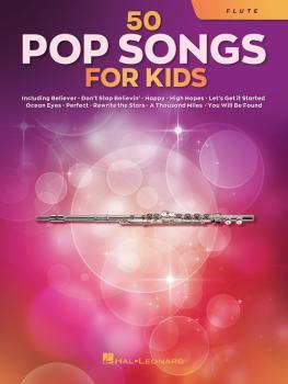 50 Pop Songs for Kids (for Flute) (HL-00350958)