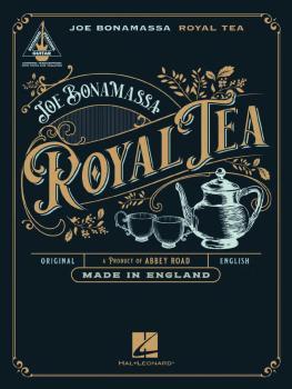 Joe Bonamassa - Royal Tea (HL-00358863)