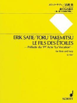 Fils Des Etoiles, Sc/pt, Flute/harp (HL-49042640)
