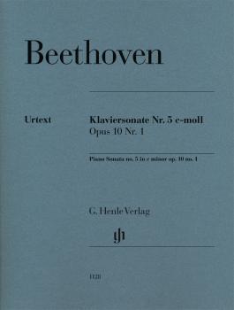 Piano Sonata No. 5 in C minor, Op. 10, No. 1 (HL-51481128)