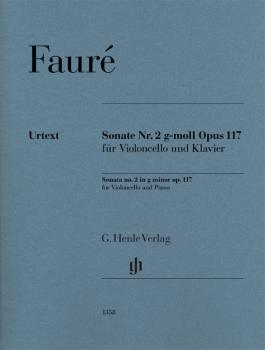 Cello Sonata No. 2 in G Minor, Op. 117 (HL-51481358)