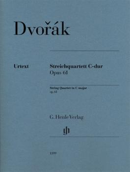 String Quartet in C Major, Op. 61 (Parts) (HL-51481399)
