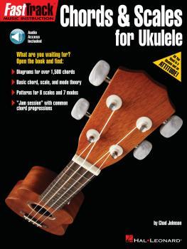 FastTrack - Chords & Scales for Ukulele (HL-00284056)