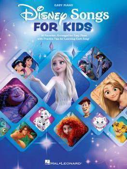 Disney Songs for Kids (HL-00348350)