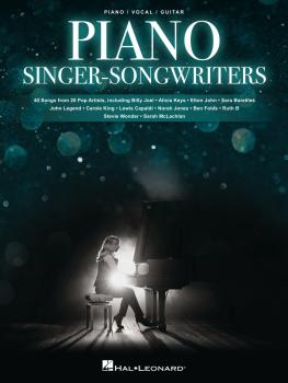 Piano Singer/Songwriters (HL-00358204)