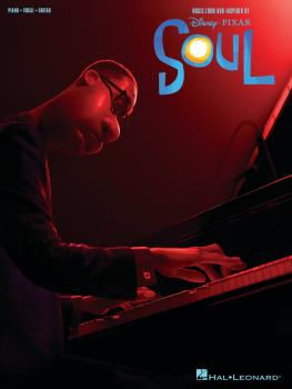 Soul: Music from and Inspired by the Disney/Pixar Motion Picture (HL-00362321)