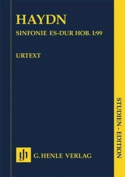 Symphony in E-flat Major, Hob. I:99 (Study Score) (HL-51489067)