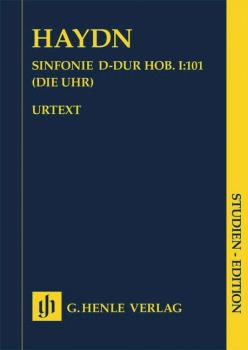 Symphony in D Major, Hob. I:101 (The Clock) (Study Score) (HL-51489069)