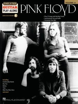Pink Floyd: Deluxe Guitar Play-Along Volume 11 (HL-00278487)