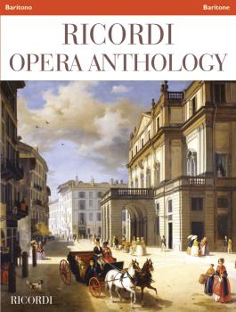 Ricordi Opera Anthology (Baritone) (HL-50602120)