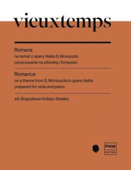 Romance on a Theme from S. Moniuszko's Opera 'Halka': Prepared for Vio (HL-00359826)