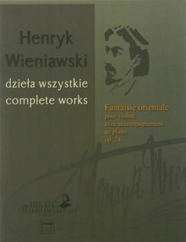Fantaisie Orientale, Op. 24 (for Violin and Piano Critical Edition) (HL-00359828)