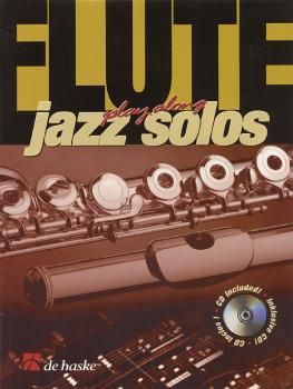Flute Play-Along Jazz Solos (HL-44003741)
