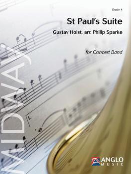 St Paul's Suite: Concert Band Score and Parts (HL-44013356)