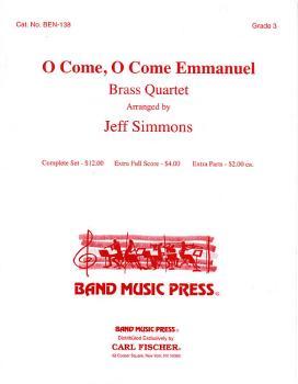 O Come, O Come Emmanuel (HL-00190090)